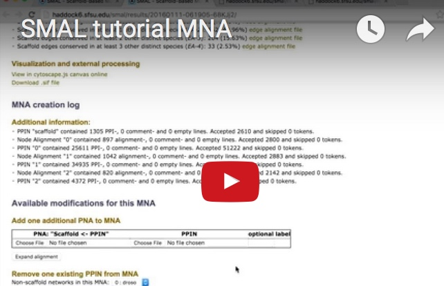 MNA video tutorial